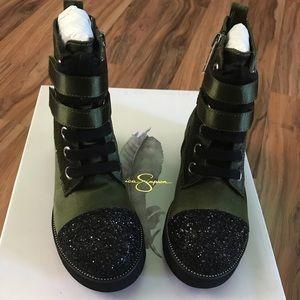 Jessica Simpson brand new girl boots